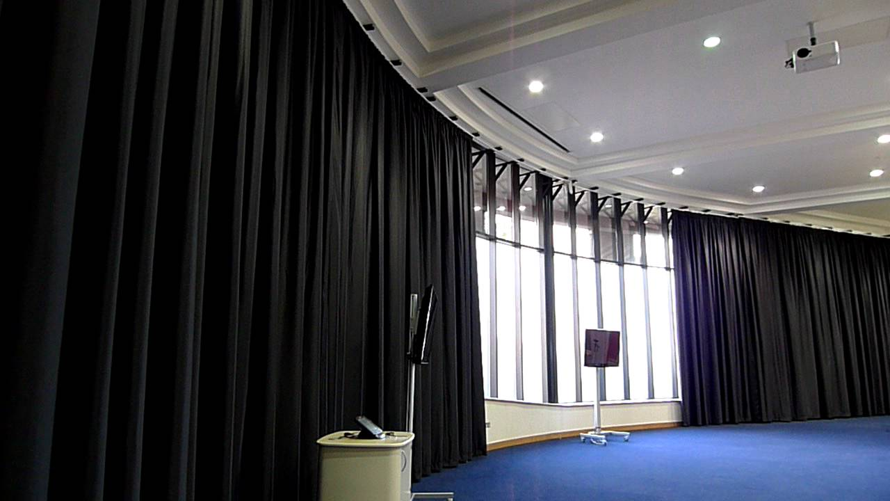 how to make electric curtains