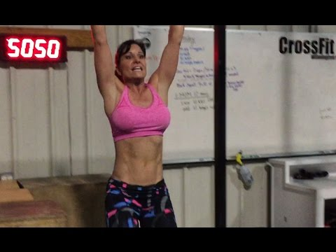 Fit at fifty! Strength & conditioning training personal trainer Crossfit Gym. Farm Girl fitness