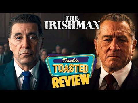THE IRISHMAN MOVIE REVIEW - Double Toasted