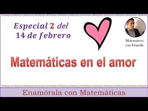 ENAMORAR A UNA MUJER CON MATEM�TICAS. F�CIL DE ENTENDER. Video #111