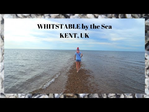 Cosy seaside town in UK - Whitstable