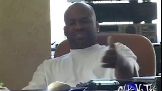 The Last Days of the ROC Reloaded - Dame Dash vs Def Jam The Aftermath PT. 1
