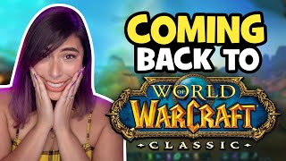 Coming Back To WoW Classic After 6 years...Is It WORTH IT?