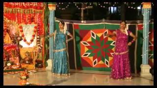 "Devi Dance ""Laal Churiya Charhaun"" by Neha and Pinky"