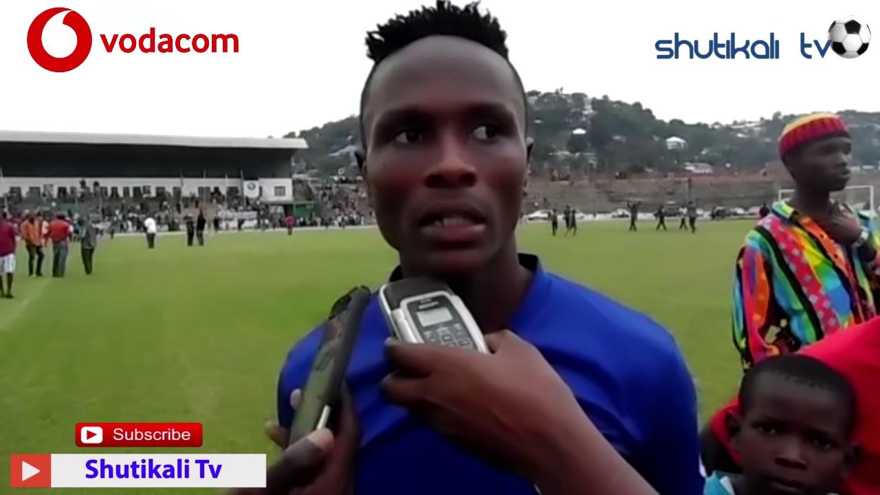 JAMES MSUVA WA MBAO FC AUKUBALI MZIKI WA STAND UNITED