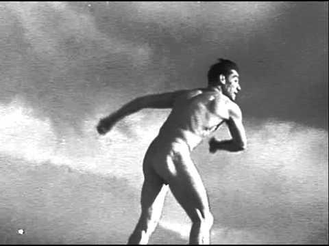 1936 год. Олимпиада, часть 1
