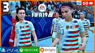 FIFA 19 El Camino Parte 3 Español Latino Gameplay | Capitulo 2 El Turno de Kim Hunter