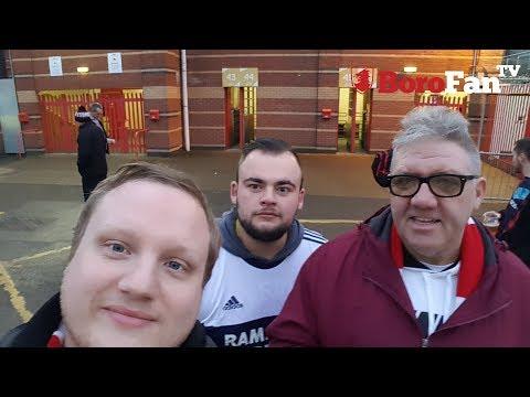 BoroFanTV Vlog 023 - Bristol City Vs Middlesbrough
