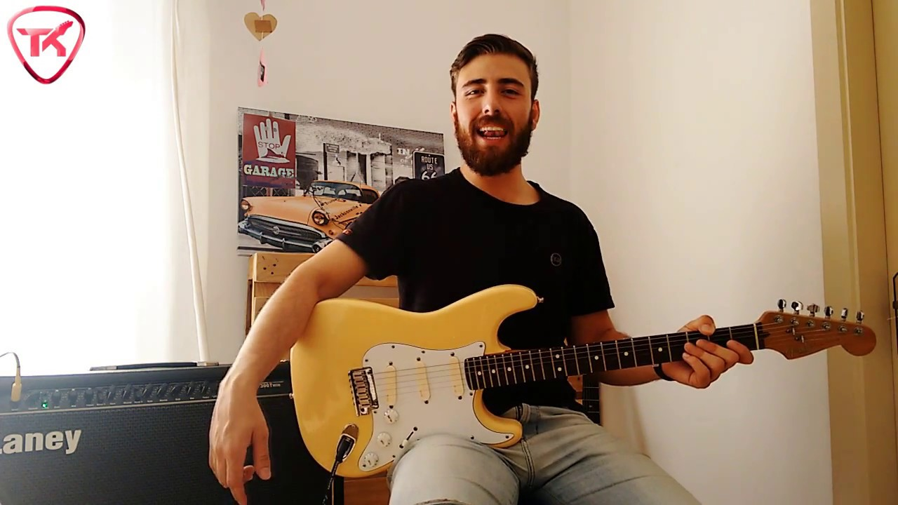 Fender American Standard 1997 - REVIEW (Pickups David Gilmour)