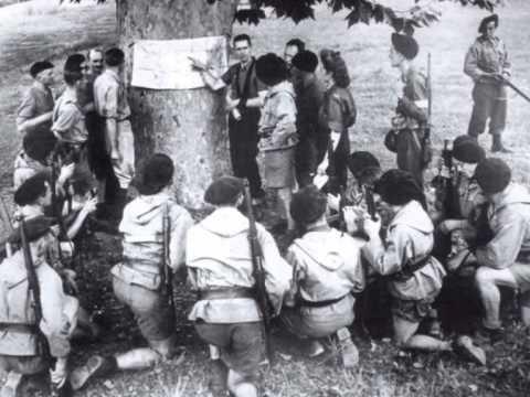 RESISTANCE DANS LE VERCORS 1944 FILM