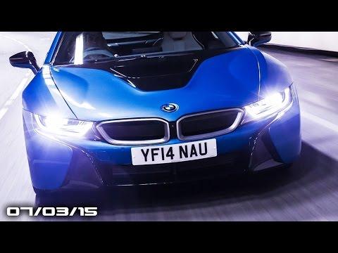 BMW i8 Fuel Cell, Subaru WRX HyperBlue, 2016 MX-5 Miata is here - Fast Lane Daily