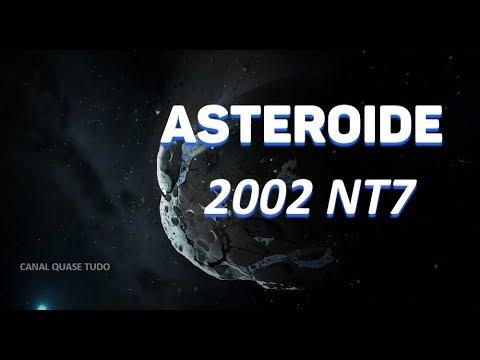 🔴 ASTEROIDE 2002 NT7 - O QUE VAI ACONTECER? thumbnail