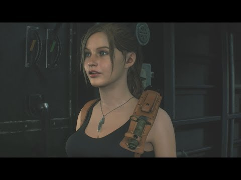 Resident Evil 2 Remake - Final Boss Fight & True Ending (Claire's Story)