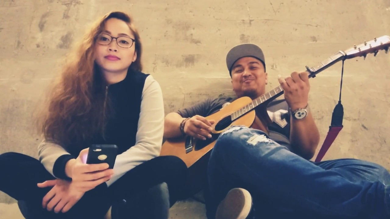 Adele Set Fire To The Rain Acoustic Cover By Camille Cortez And Retno Sugianto