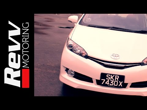 toyota-wish-1.8l-elegance---intro-and-exterior-part-1---by-revv-motoring