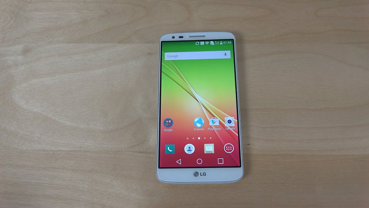 LG G2 Official Android 502 Lollipop
