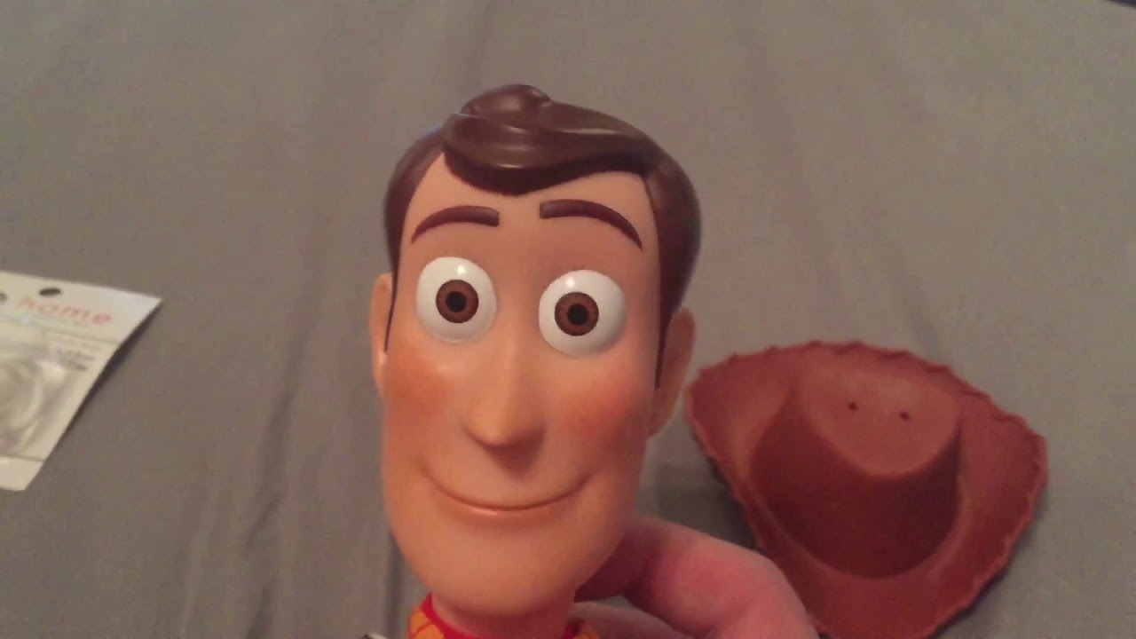 Toy Story: Building the Ultimate Woody Doll Replica (Part 1
