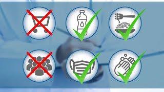 командировка в Китае: советы профилактики коронавируса от медиков