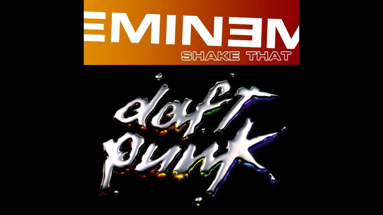 Eminem - Shake That ft  Daft Punk (Mashup)