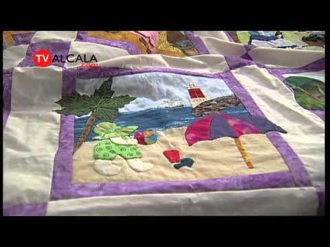 Loli montes aficionada al patchwork youtube - Telas para colchas infantiles ...