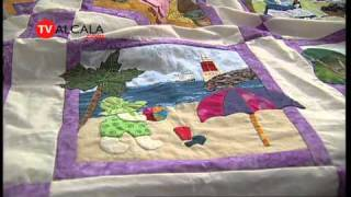 Loli Montes, aficionada al patchwork