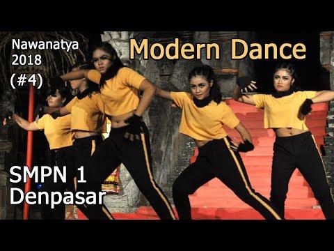 [4/7] SMPN 1 Denpasar / Sexy Modern Dance / Nawanatya 2018