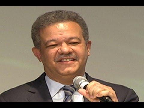 Latin American Policy Forum Keynote - Leonel Fernandez