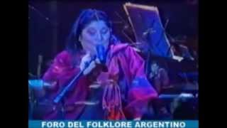 """Mercedes Sosa """"La negra"""" (Luna Park 1990) Concierto completo full concert"""