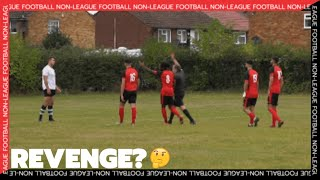 RED CARD DRAMA! BRITWELL VS SINGH SABHA | NON-LEAGUE FOOTBALL