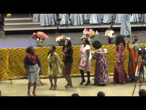 2016 NORTH AMERICA GHANAIAN S.D.A CHURCHES CAMP MEETING - TORONTO ZONE
