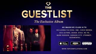The Guestlist: The Album - Mini DJ mix
