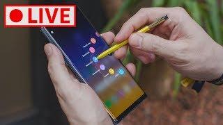Tutto ciò che dovete sapere sul Samsung Galaxy Note 9