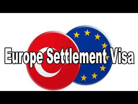 Europe Settlement Visa for Dependent of EU Citizen