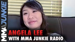 Angela Lee seeks second title after giving birth to child | ONE Championship