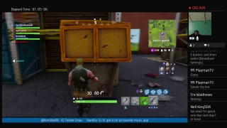 KenJiLLa618 A WUZ UP!!! Fortnite 1k Subs Gamer Chair Giveaway