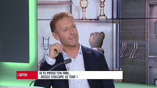 Quand Rocco Siffredi s'incruste sur le plateau de l'After Foot en direct sur RMC...