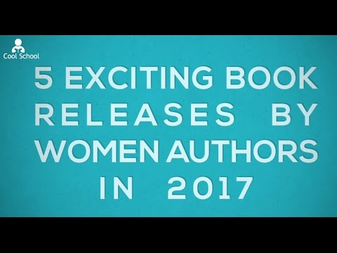 International Women's Day -  5 exciting book releases by women authors in 2017