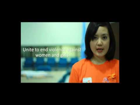 Michiyo Yamada: No to Domestic Violence