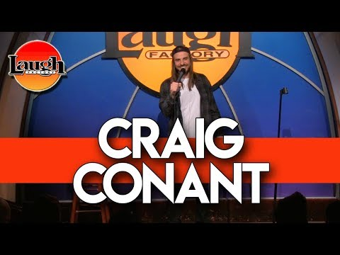 Craig Conant | Working At Trader Joe's | Laugh Factory Stand Up Comedy