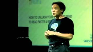 Repeat youtube video Jim Kwik - Sages and Scientists 2013