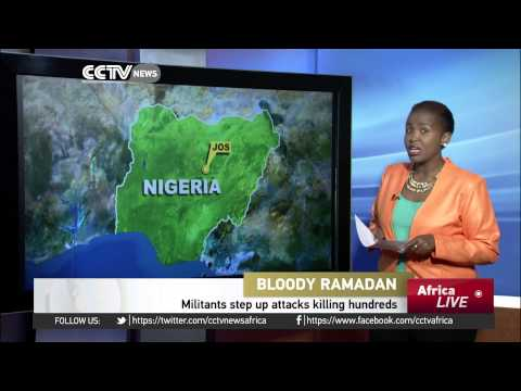 Bloody Ramadan: Terrorist attacks reported in parts of Africa