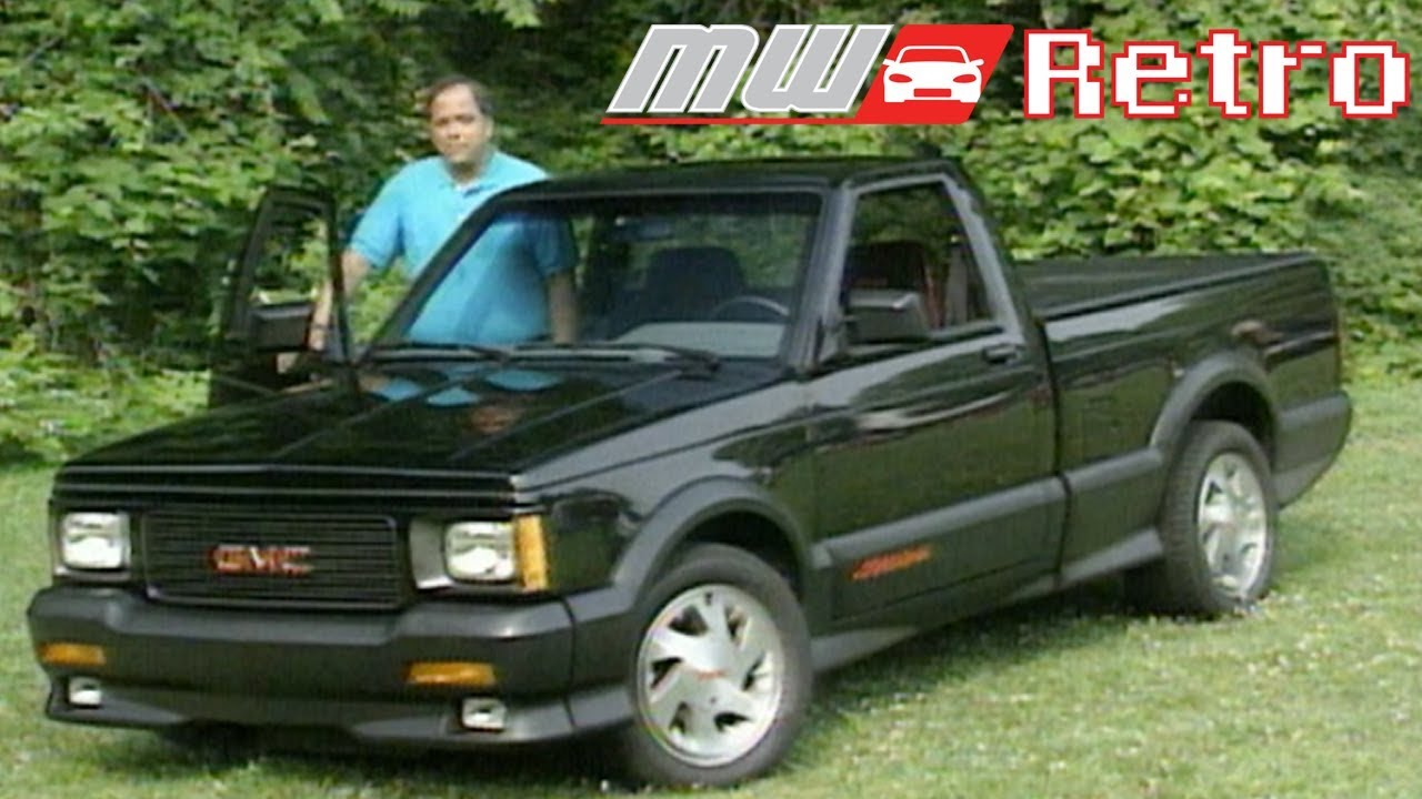 1991 Gmc Syclone Retro Review Youtube