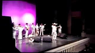 Mariachi Sol Azteca de COLOMBIA (La venía Bendita)