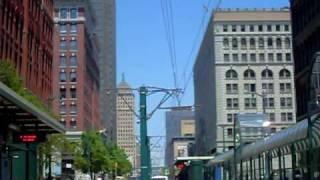 Downtown Buffalo, NY - Along Main Street