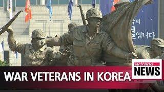 U.S. veterans visiting S. Korea to mark 68th anniversary of Korean War
