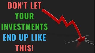 What To Do When The Stock Market Crashes (The Answer Is Simple, But Not Always Easy!)