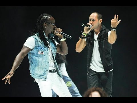 J Perry & Admiral T - Bouje Live @ Zumba Fitness Concert Orlando 2013