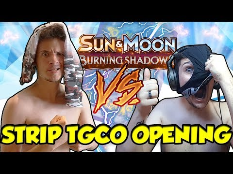 STRIP POKEMON CHALLENG-NUDI E CRUDI-Burning Shadow W/Coccinho98