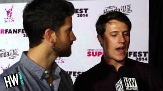 'Happyland's' Ryan Rottman & Shane Harper Tease Upcoming Episodes & Talk Britney Spears!