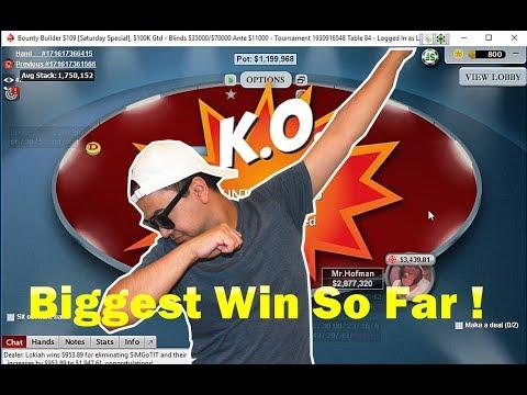 【$109 Bounty Builder Saturday Special】BIGGEST WIN so far !!!